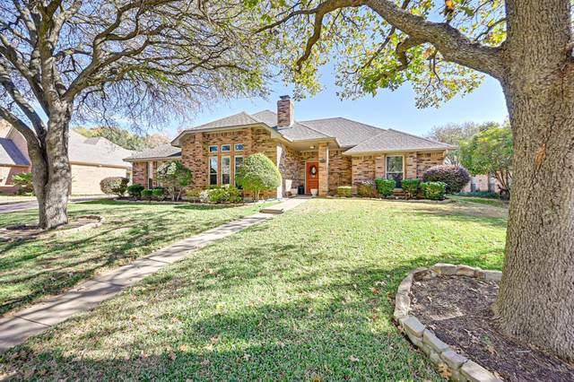 1308 Spyglass Drive, Mansfield, TX 76063 (MLS #14472384) :: The Mauelshagen Group