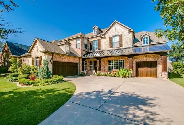 1521 Terrace Drive, Lantana, TX 76226 (MLS #14472389) :: Team Hodnett