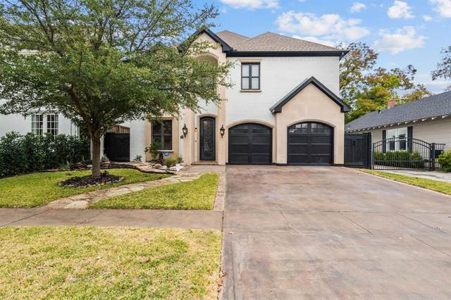 4912 Dexter Avenue, Fort Worth, TX 76107 (MLS #14472392) :: Potts Realty Group