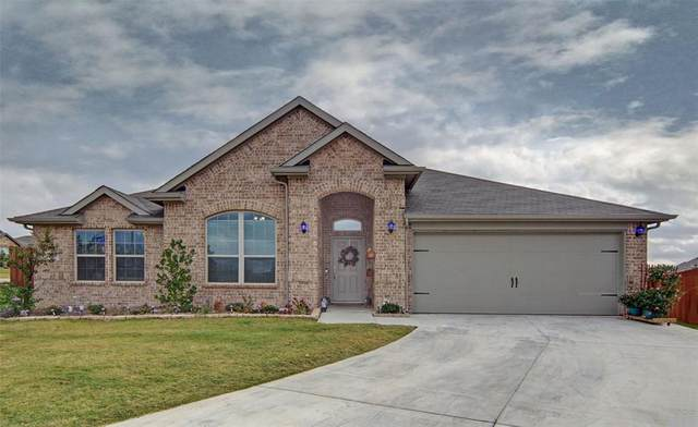 2501 Silver Fox Trail, Weatherford, TX 76087 (MLS #14472433) :: The Property Guys