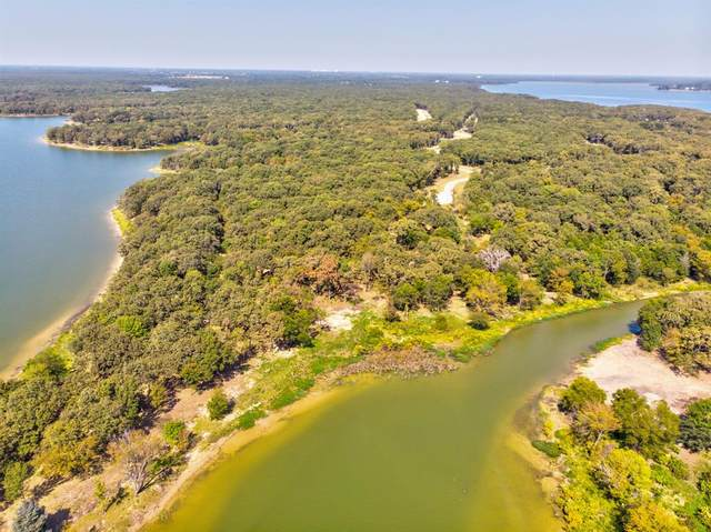 7295 Big Water Way, Quinlan, TX 75474 (MLS #14472436) :: Premier Properties Group of Keller Williams Realty
