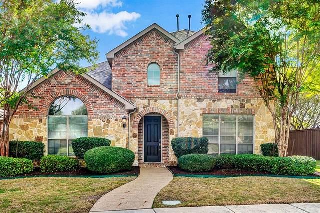2581 Hidden Knoll Trail, Frisco, TX 75034 (MLS #14472443) :: Real Estate By Design
