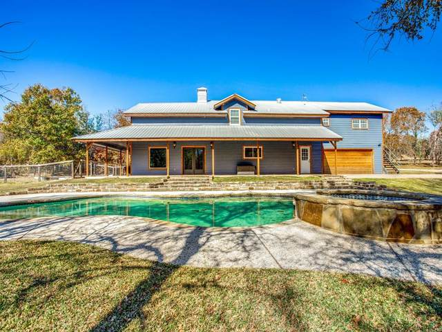 3941 White Settlement Road, Weatherford, TX 76087 (MLS #14472467) :: Premier Properties Group of Keller Williams Realty