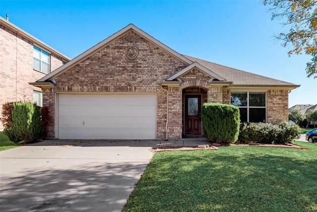 8100 Ruse Springs Lane, Fort Worth, TX 76131 (MLS #14472480) :: Robbins Real Estate Group