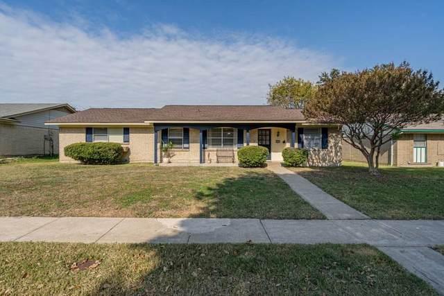 3701 Burning Tree Lane, Garland, TX 75042 (MLS #14472500) :: RE/MAX Landmark