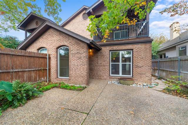 4624 Harley Avenue, Fort Worth, TX 76107 (MLS #14472503) :: Potts Realty Group