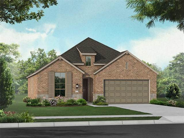 728 Calvin Way, Celina, TX 75009 (MLS #14472505) :: The Mauelshagen Group