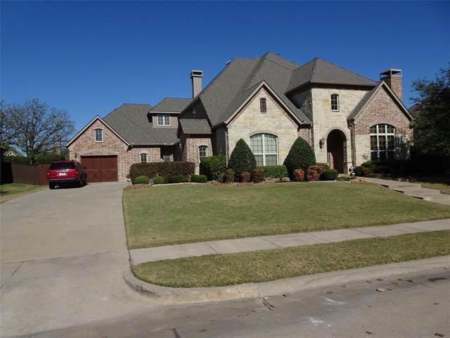 1513 Silverleaf Drive, Keller, TX 76248 (MLS #14472531) :: The Kimberly Davis Group