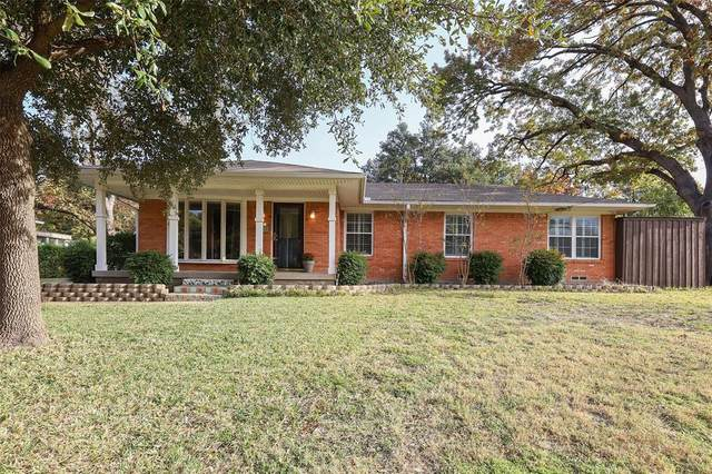 6544 Ridgemont Drive, Dallas, TX 75214 (MLS #14472560) :: The Heyl Group at Keller Williams