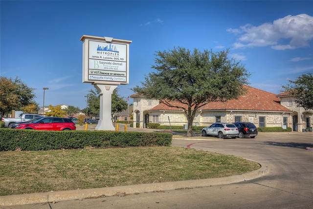 2758 N Galloway Avenue #300, Mesquite, TX 75150 (MLS #14472590) :: All Cities USA Realty