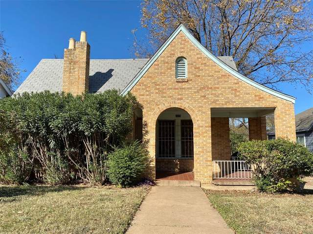 1029 Marion Avenue, Fort Worth, TX 76104 (MLS #14472600) :: The Heyl Group at Keller Williams