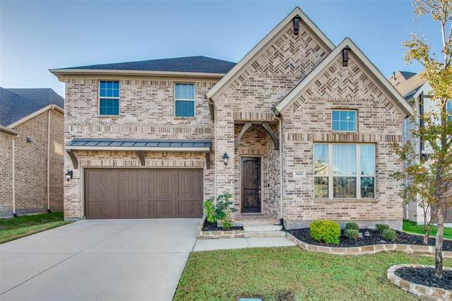 3420 Calico Drive, Irving, TX 75038 (#14472612) :: Homes By Lainie Real Estate Group