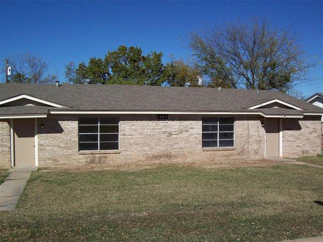 1405 Veterans Of Foreign War, Mineral Wells, TX 76067 (MLS #14472659) :: RE/MAX Pinnacle Group REALTORS