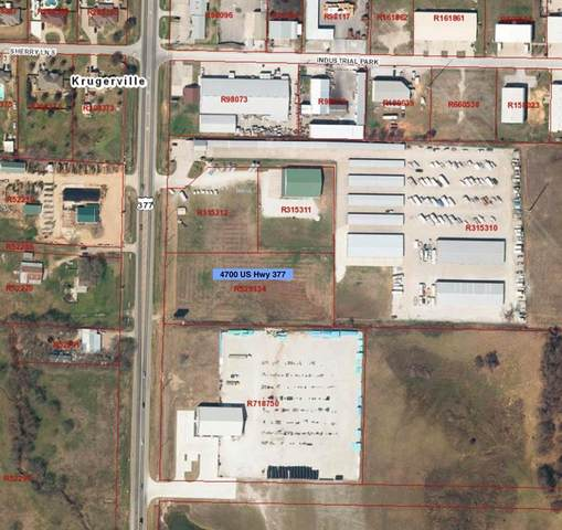 4700 S U.S. Hwy 377 Highway, Krugerville, TX 76227 (MLS #14472725) :: The Kimberly Davis Group