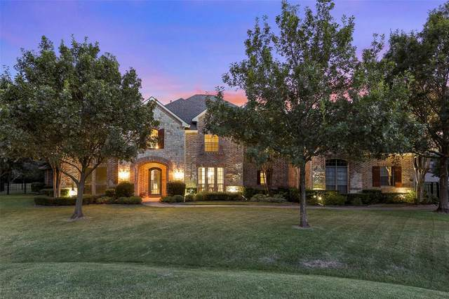 5105 Peaceful Cove, Flower Mound, TX 75022 (MLS #14472733) :: Trinity Premier Properties