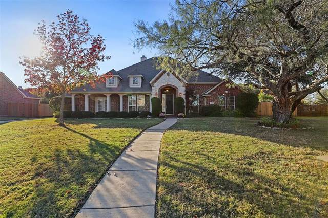 311 Old Mill Road, Sunnyvale, TX 75182 (MLS #14472755) :: Premier Properties Group of Keller Williams Realty