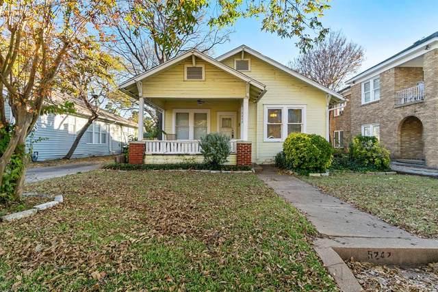 5242 Willis Avenue, Dallas, TX 75206 (MLS #14472774) :: The Kimberly Davis Group