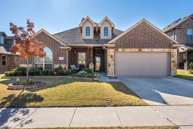 119 Griffin Avenue, Fate, TX 75189 (MLS #14472782) :: The Kimberly Davis Group