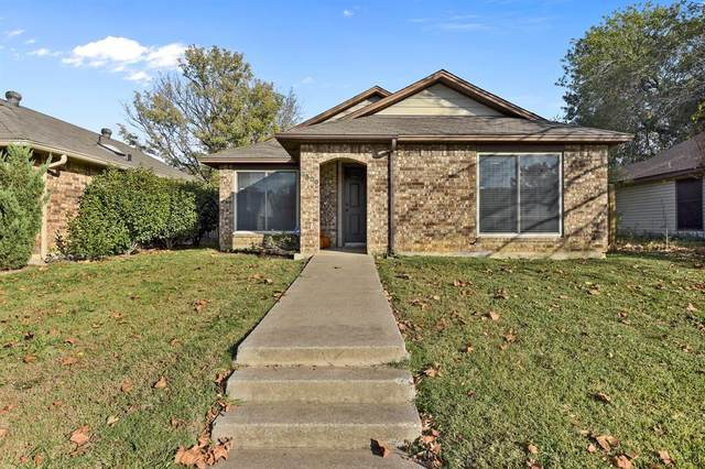 7300 Blackthorn Drive, Fort Worth, TX 76137 (MLS #14472793) :: Potts Realty Group
