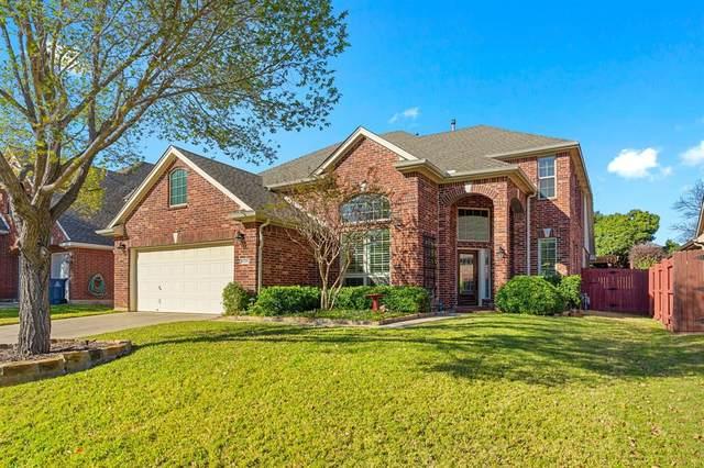 120 Whitney Drive, Hickory Creek, TX 75065 (MLS #14472800) :: The Kimberly Davis Group