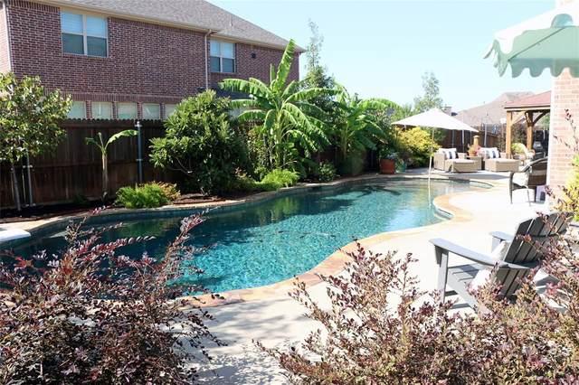 1361 Parisa Court, Prosper, TX 75078 (MLS #14472825) :: Premier Properties Group of Keller Williams Realty