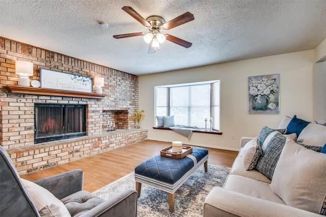 1200 Rambler Road, Arlington, TX 76014 (MLS #14472830) :: Robbins Real Estate Group