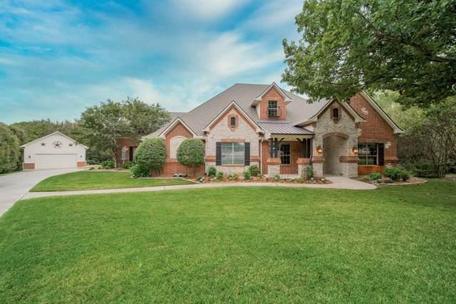 8016 Woodcreek Circle, Denton, TX 76226 (MLS #14472841) :: The Paula Jones Team | RE/MAX of Abilene