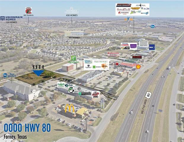 0000 Highway 80, Forney, TX 75126 (MLS #14472886) :: All Cities USA Realty