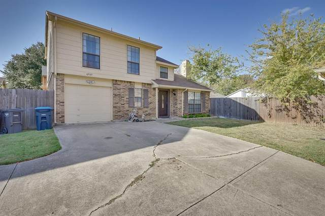 6705 Old Stone Drive, Fort Worth, TX 76137 (MLS #14472919) :: The Tierny Jordan Network