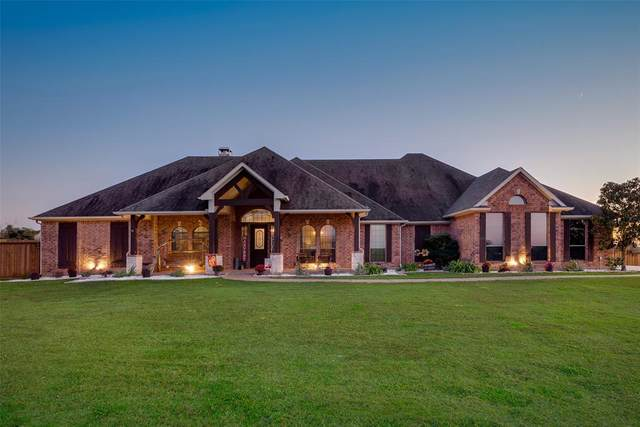 5091 Red Oak Drive, Union Valley, TX 75189 (MLS #14472941) :: The Rhodes Team