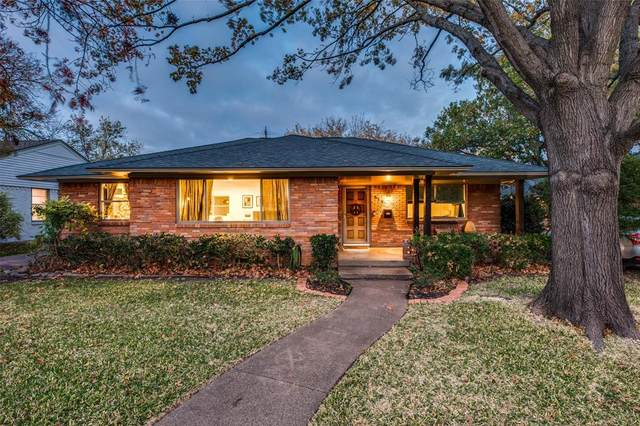 614 Bondstone Drive, Dallas, TX 75218 (#14472988) :: Homes By Lainie Real Estate Group