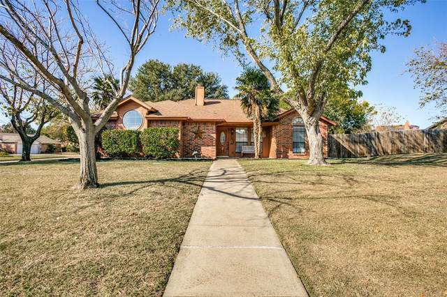 7259 Windcrest Court, North Richland Hills, TX 76182 (MLS #14473001) :: Potts Realty Group