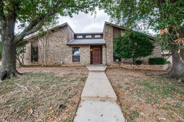 2134 Swallow Lane, Lewisville, TX 75077 (MLS #14473002) :: Real Estate By Design