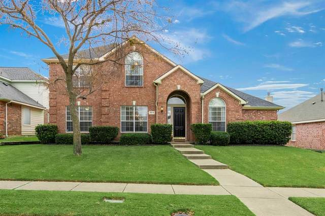 3616 Brewster Drive, Plano, TX 75025 (#14473009) :: Homes By Lainie Real Estate Group
