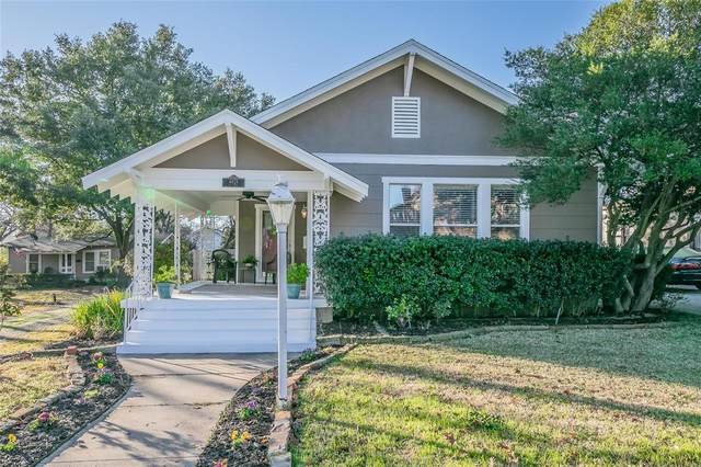 4629 El Campo Avenue, Fort Worth, TX 76107 (MLS #14473039) :: The Chad Smith Team