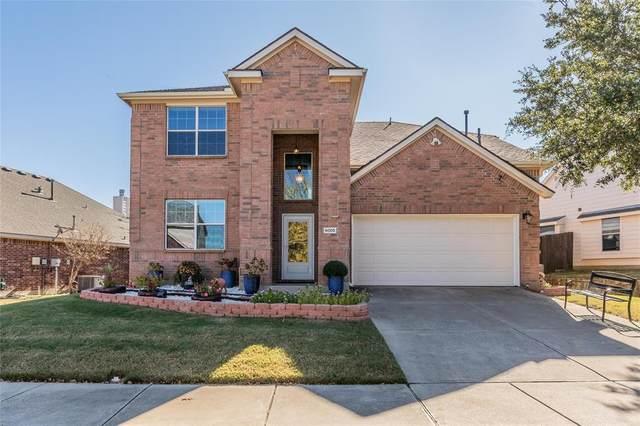 6005 Brookside Drive, Denton, TX 76226 (MLS #14473063) :: Frankie Arthur Real Estate