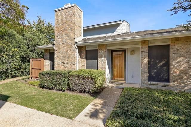 17490 Meandering Way #1301, Dallas, TX 75252 (MLS #14473066) :: Robbins Real Estate Group