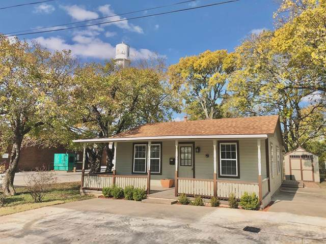 203 Bowie, Roanoke, TX 76262 (MLS #14473080) :: Premier Properties Group of Keller Williams Realty