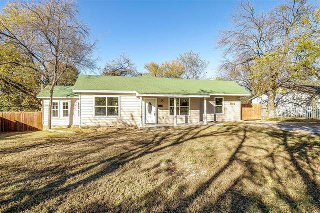 4709 Barnett Street, Fort Worth, TX 76103 (MLS #14473120) :: The Kimberly Davis Group