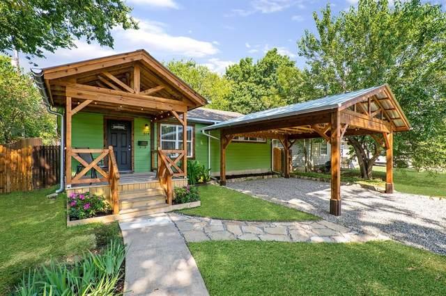 514 Titus Street, Mckinney, TX 75069 (MLS #14473211) :: The Heyl Group at Keller Williams