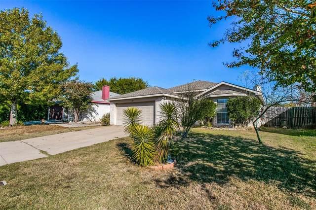 1817 Cedar Tree Drive, Fort Worth, TX 76131 (MLS #14473225) :: Real Estate By Design