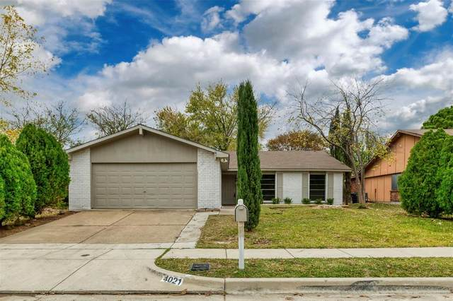 4021 Dogwood Lane, Fort Worth, TX 76137 (MLS #14473255) :: Potts Realty Group