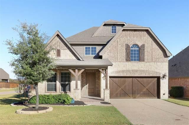 2814 Sherwood Drive, Trophy Club, TX 76262 (MLS #14473292) :: The Kimberly Davis Group