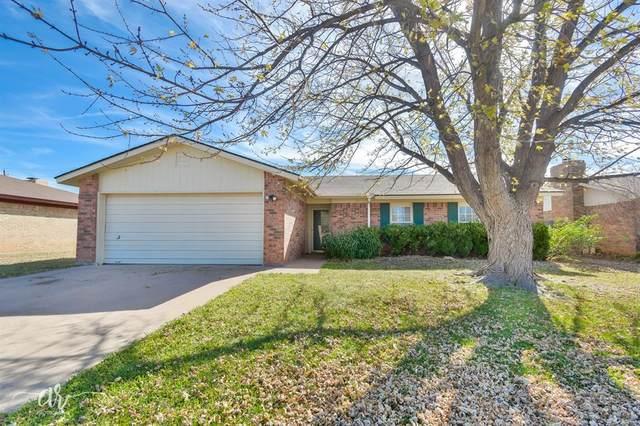 1109 Cornell Drive, Abilene, TX 79602 (MLS #14473301) :: All Cities USA Realty