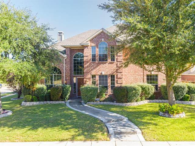 1012 Carlsbad Drive, Allen, TX 75002 (#14473306) :: Homes By Lainie Real Estate Group