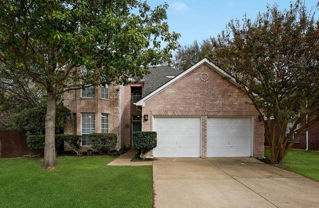 2324 Grandview Drive, Flower Mound, TX 75028 (MLS #14473336) :: Real Estate By Design
