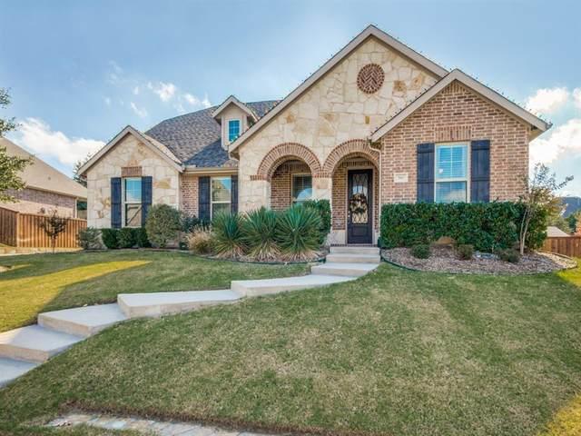 560 Darian Drive, Prosper, TX 75078 (MLS #14473349) :: Premier Properties Group of Keller Williams Realty