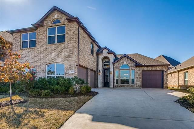 3112 Lakeview Boulevard, Denton, TX 76208 (MLS #14473350) :: Real Estate By Design