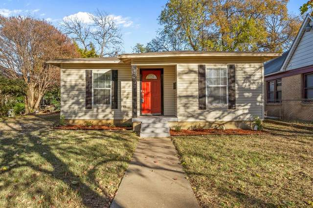 3237 James Avenue, Fort Worth, TX 76110 (MLS #14473378) :: Real Estate By Design