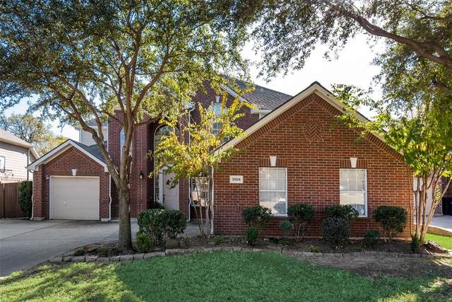 3004 Fairland Drive, Highland Village, TX 75077 (MLS #14473434) :: Real Estate By Design
